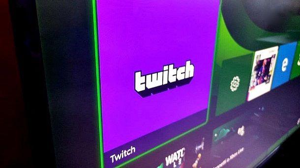 Twitch Xbox