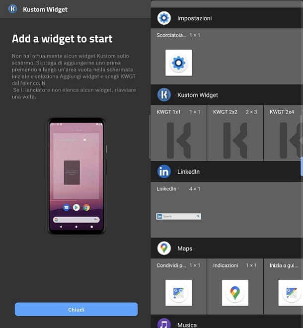 KWGT Android
