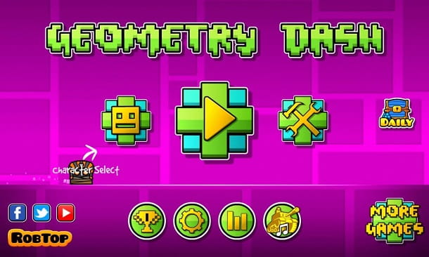Geometry Dash completo