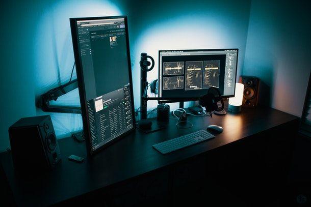Come collegare 3 monitor al PC desktop
