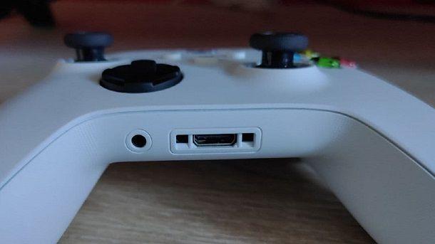 Jack audio controller Xbox Series S