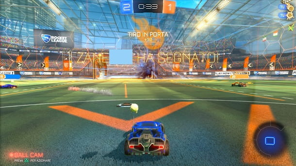 Goal Rocket League