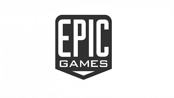 Epic Games Logo Fortnite