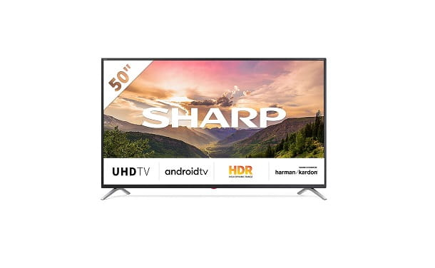 Sharp Android TV 50