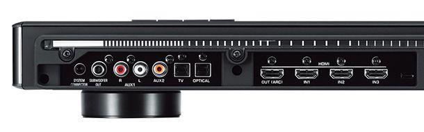 Come collegare soundbar alla TV
