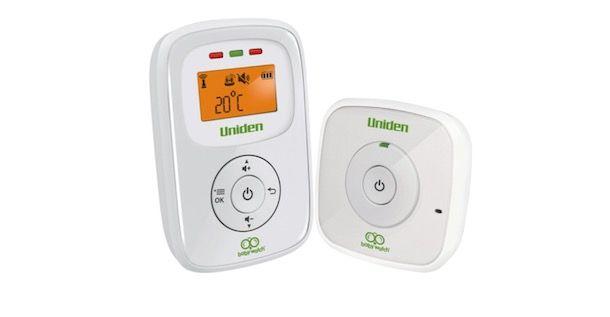 Baby monitor con sensore di temperatura