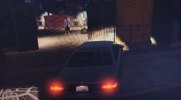 Missione Gerald Tutorial GTA Online
