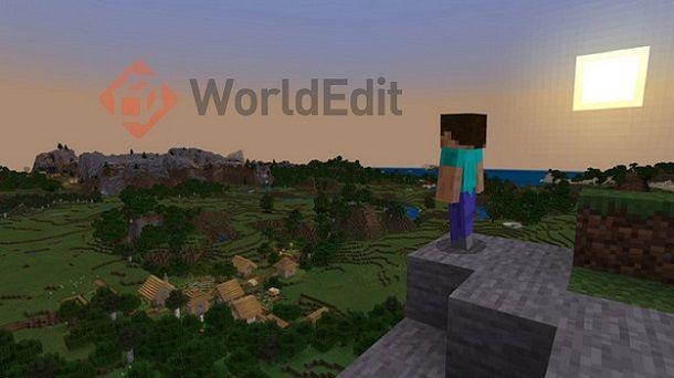 WorldEdit Minecraft