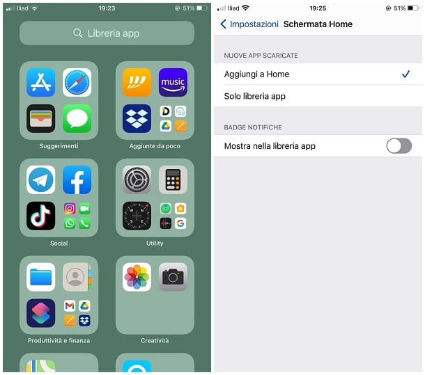 Come personalizzare iOS: icone