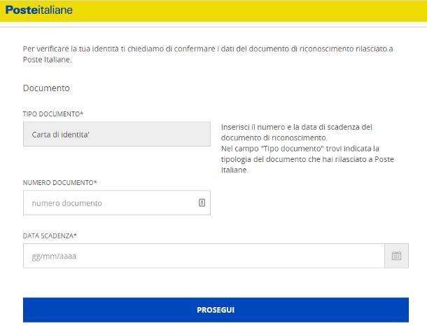 Come funziona SPID Poste Italiane