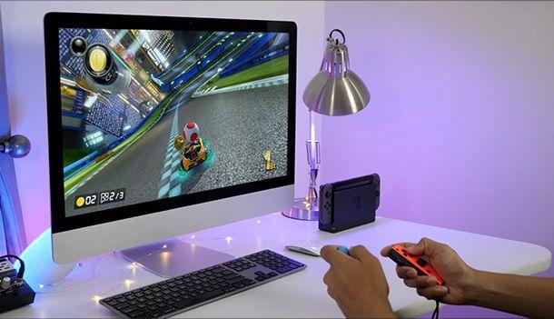 Giocare con Switch su PC