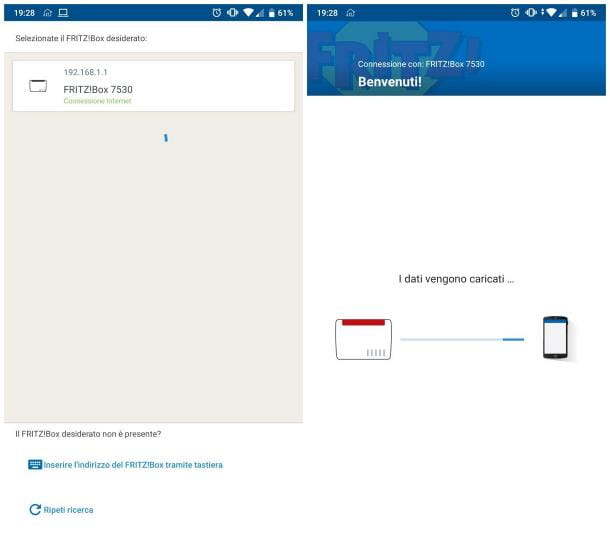 Come cambiare password WiFi dal telefono