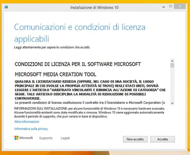 Come passare da Windows 8 a Windows 10 senza perdere dati