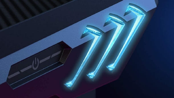 LED RGB Illuminazione Scrivania Gaming