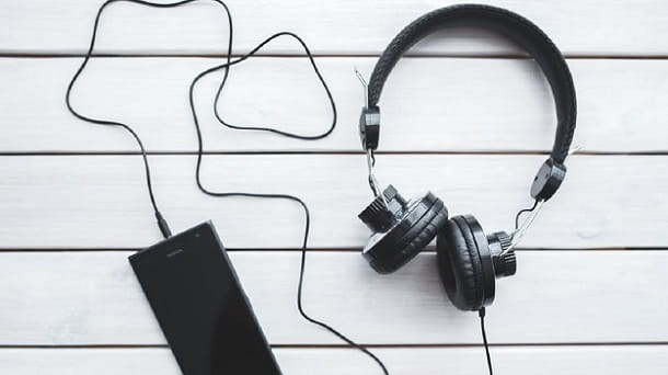 Registrare musica da smartphone