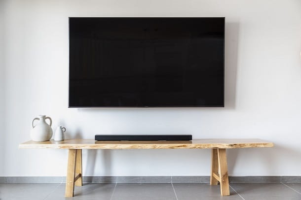 Come collegare soundbar alla TV tramite Bluetooth