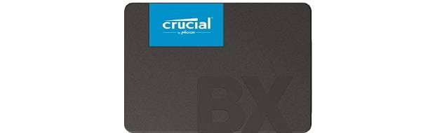 ssd crucial basso