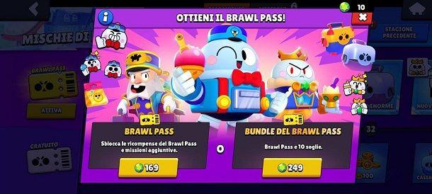 Brawl Pass Premium Brawl Stars