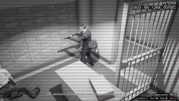 Duffle bag GTA Online