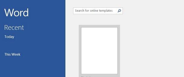 Utilizzare Microsoft Word per numerare le pagine della tesi