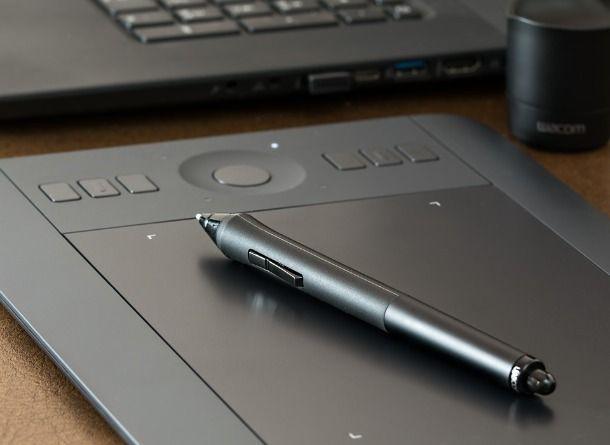 Come si utilizza l'inchiostro digitale: tablet