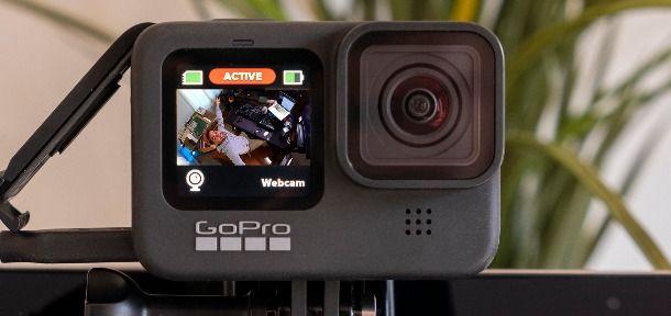 gopro come webcam