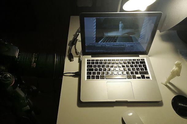 Come collegare la fotocamera al pc macOS