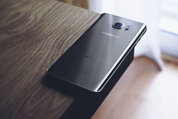 Come mettere il flash alle notifiche Samsung
