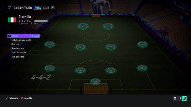 FIFA 21 4-4-2