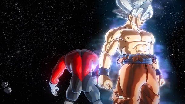 Goku Ultra Istinto DLC