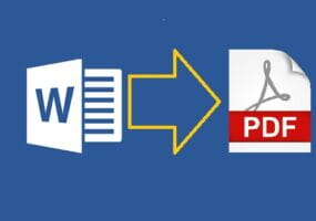 Come creare PDF editabile con Word