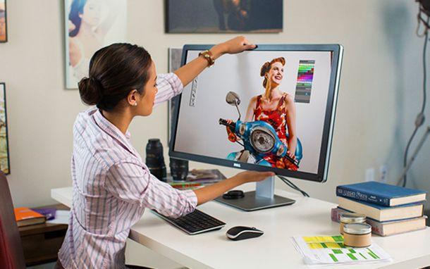 come scegliere un monitor per fotografia