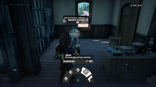 Predator Mortafiamma Fortnite