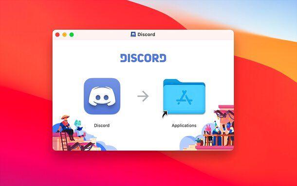 Discord Mac