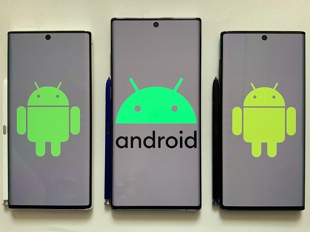 Come cambiare logo instagram da Android device