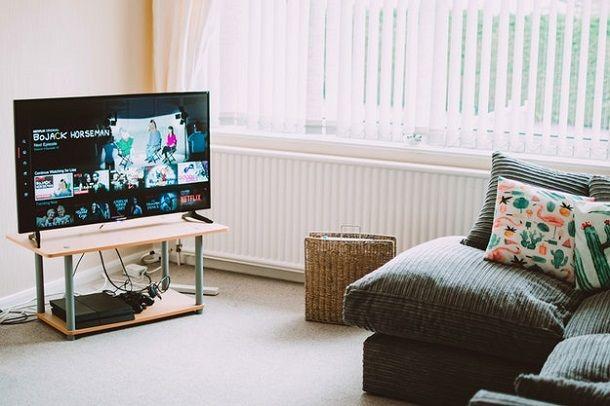 Come collegare un televisore Samsung a Internet: TV non Smart