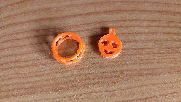 Anelli portachiavi Stampante 3D