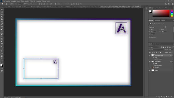 Creare un overlay con photoshop