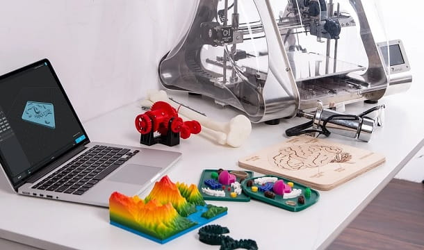 Idee per stampante 3D
