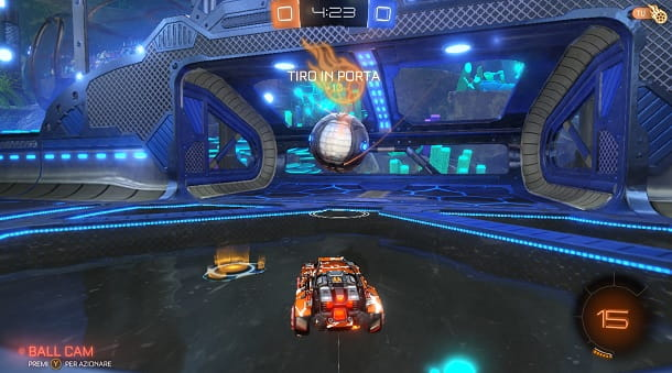 Partita Rocket League