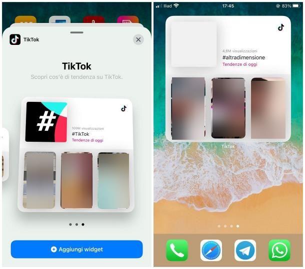 Migliori widget iOS: produttività