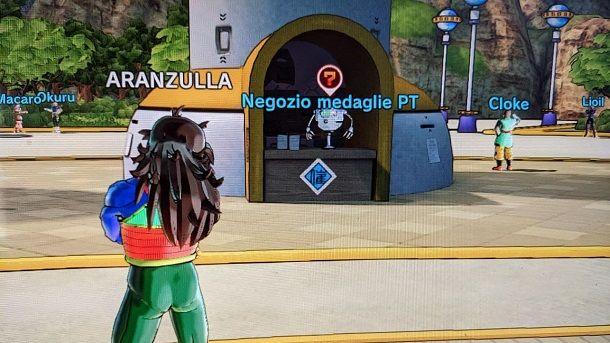 Negozio Medaglie PT Dragon Ball Xenoverse 2