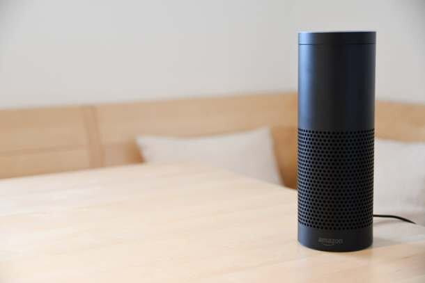 Alexa con Amazon Echo