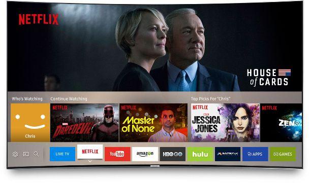 Smart Hub TV Samsung