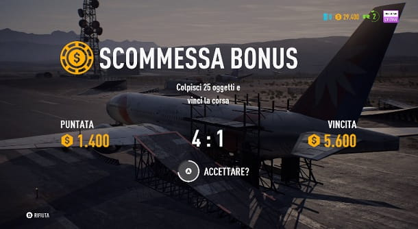 Scommesse Need for Speed Payback
