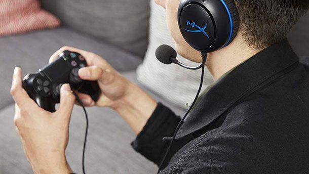 Come registrare la voce su PS4
