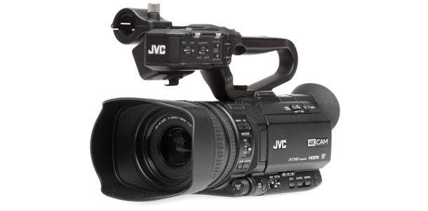 JVC GY-HM250E videocamera 4K