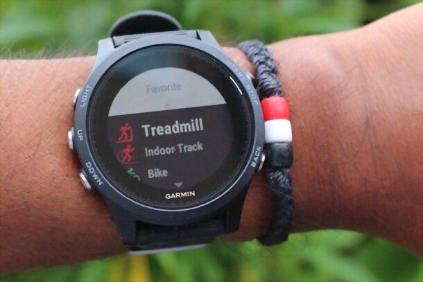GPS per correre