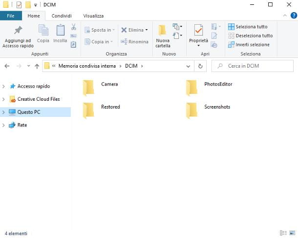 Come trasferire video da telefono a PC