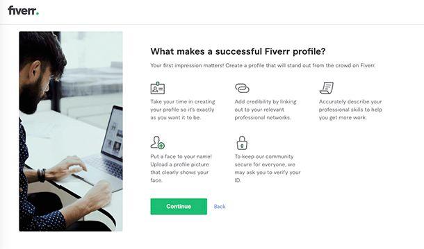 Come guadagnare su Fiverr consigli
